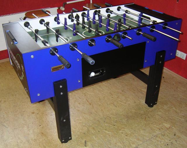 Kaufberatung kickertische f r turnier spieler for Gebrauchte tische